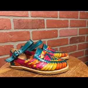 Toddler Mexican Huaraches sandals size 11